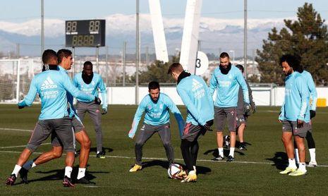 """Zidane: """"No es un partido trampa""""."""