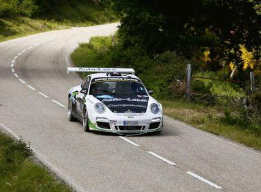 El Rally Rías Baixas, nueva prueba de la Copa de España de asfalto