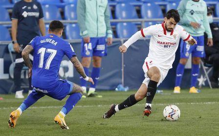 LaLiga cambia la fecha del Sevilla FC-Getafe.