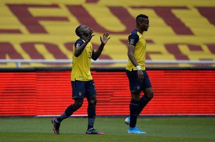 El juvenil Caicedo del Independiente del Valle, ficha por el Brighton inglés