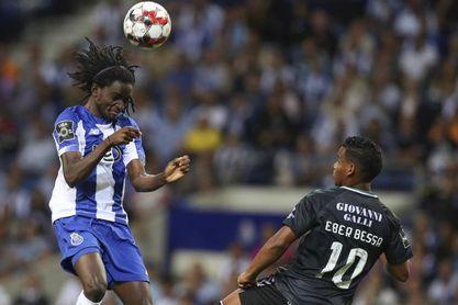 Nanu y Romário Baró se suman a las bajas por covid-19 del Oporto