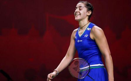 Carolina Marín, a semifinales en Bangkok.
