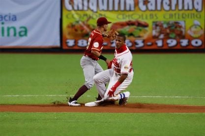 Los Criollos vencen 4-0 a los Indios y ganan el primer juego de serie final del béisbol en Puerto Rico
