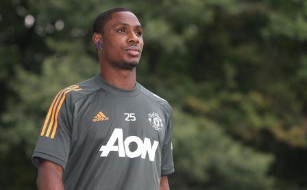 Ighalo termina su cesión en el Manchester United este mes.