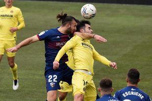 0-0. El Villarreal araña un punto escaso y ahoga todavía más al Huesca