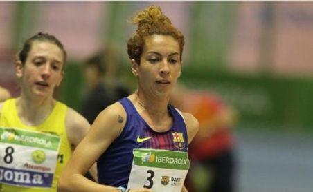 La sevillana Carolina Robles, en el podio mundial de la temporada