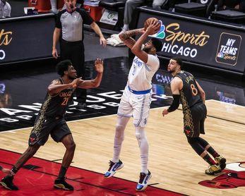 """Los Lakers y los Jazz juegan a otro nivel; Curry agranda su leyenda; ganan los """"Big 3"""""""