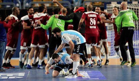 25-26. Argentina pierde una ocasión histórica