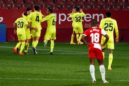 0-1. Yeremy clasifica al Villarreal