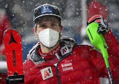 El austríaco Schwarz, primero en repetir triunfo este curso en un eslalon