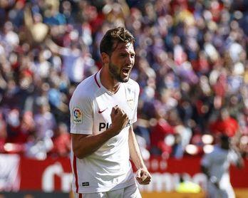 Franco Vázquez acaba contrato el próximo 30 de junio.