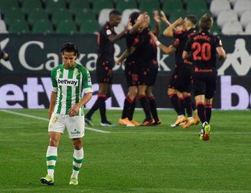 3-1. Borja Iglesias da el pase al Betis en una prórroga bajo la niebla