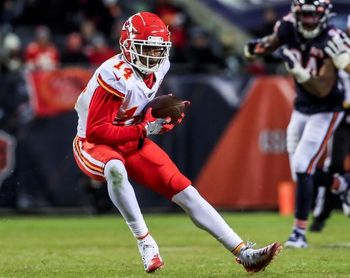 Los Chiefs confían en recuperar a tiempo a Bell y a Watkins para el Super Bowl
