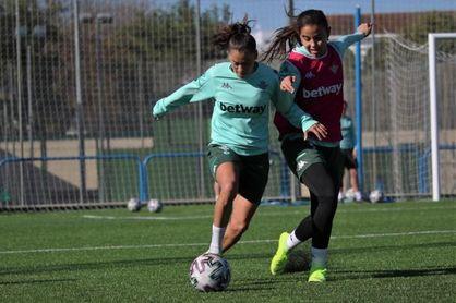 Aplazado el Betis Féminas-Athletic del domingo por un positivo