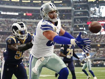 El ala cerrada Pro Bowl Jason Witten anuncia su retirada como jugador