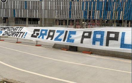 Italia ya echa de menos al Papu Gómez
