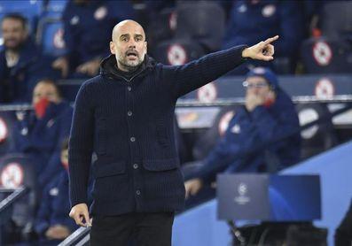 Guardiola se niega a hablar de Eric García