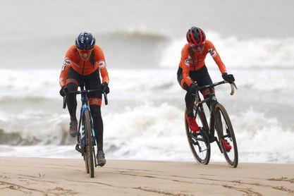 Lucinda Brand lidera el triplete neerlandés en Ostende