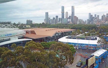 Melbourne Park contará con 30.000 espectadores en las primeras jornadas