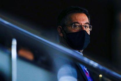 """Bartomeu: """"Es totalmente falso que haya filtrado el contrato de Messi"""""""