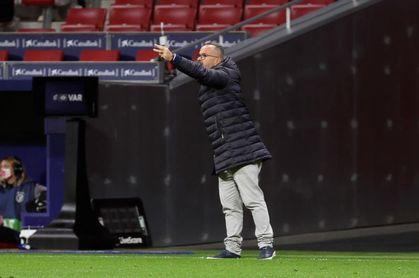 El Cádiz de Cervera nunca había encajado siete goles en dos partidos