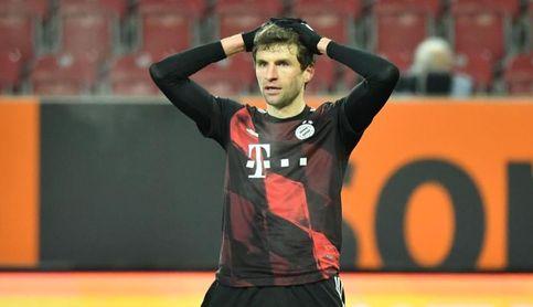 Müller: La motivación no son títulos sino darlo todo en cada partido