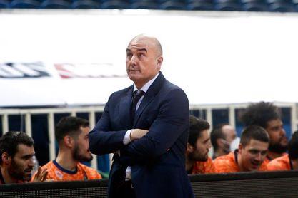 El Valencia prepara ya el duelo ante CSKA todavía sin Vives ni Sastre