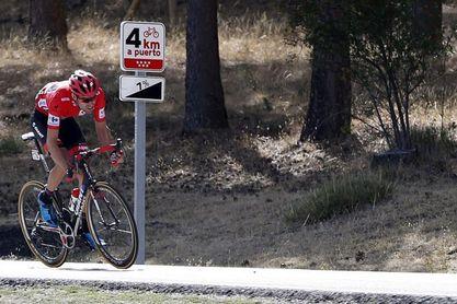 La Vuelta a Madrid suspendida por la pandemia del coronavirus