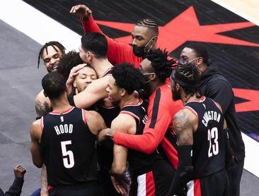 121-132. Lillard y Trail Blazers pueden con Bradley, Westbrook y los Wizards