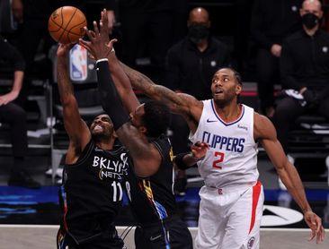 124-120: Kyrie Irving desintegra a los Clippers y los Nets empiezan a asustar