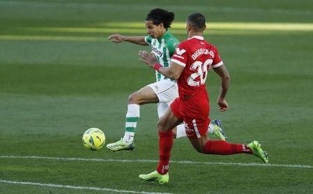 México le comunica al Betis que cuenta con Lainez para el Preolímpico; podría perderse el derbi.