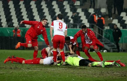 El Leverkusen, eliminado en la prórroga por el Essen, de Liga Regional Oeste