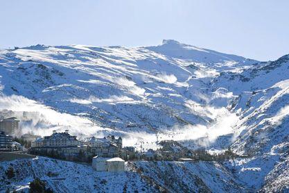 Sierra Nevada se reinventa como centro de entrenamientos y competición