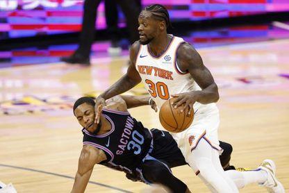 103-107. Randle impone su eficacia encestadora y Knicks ganan a Bulls