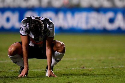 Atlético Mineiro pierde ante Goias y se aleja del líder Internacional