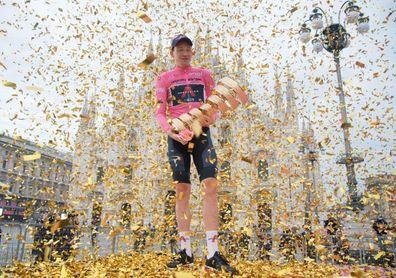 El Giro 2021 saldrá de Turín el 8 de mayo con una contrarreloj de 9 km