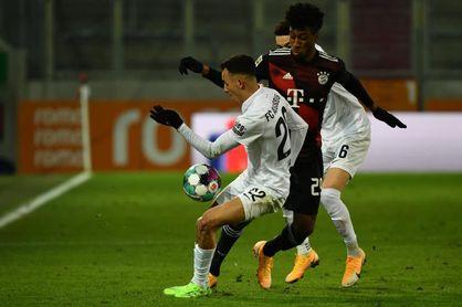 Los perseguidores del Bayern se baten por los puestos europeos