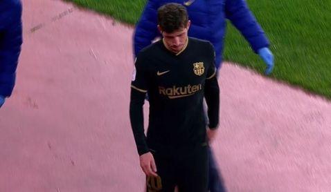 La Copa se cobra una baja en el Barça para visitar al Betis