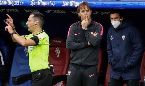 """Lopetegui: """"El Getafe es un equipo durísimo"""""""