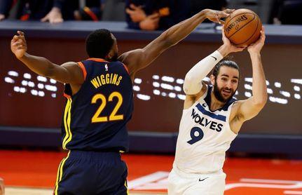 103-106: Los Wolves salvan el partido contra Thunder en los últimos segundos