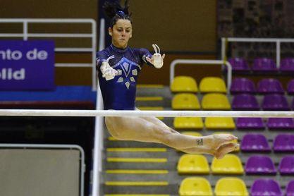 Una doble lesión en los pies compromete los Juegos para Ana Pérez