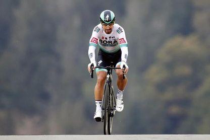 Peter Sagan da positivo en COVID-19 en su pretemporada en Gran Canaria.