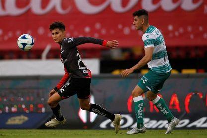 1-1. El Atlas de Cocca rescata un empate ante el Santos Laguna en el Clausura