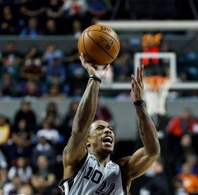106-111. DeRozan hizo la diferencia ganadora con los Spurs en el duelo tejano