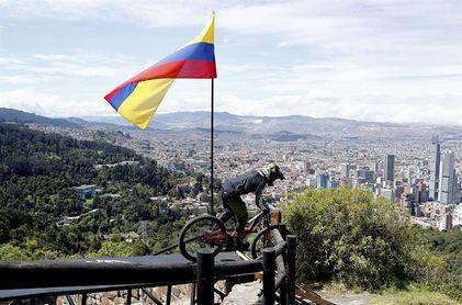 El cerro bogotano de Monserrate se convierte en el 'downhill' más largo del mundo