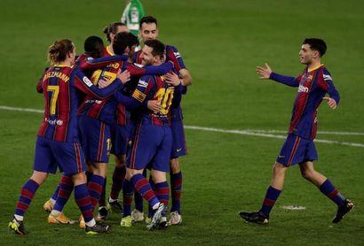 Messi enseña el camino y Trincao apuntilla