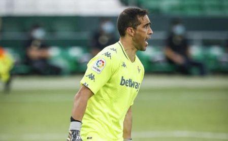 El Betis prepara ya su cita contra el Villarreal; Bravo y Lainez podrían ser altas.