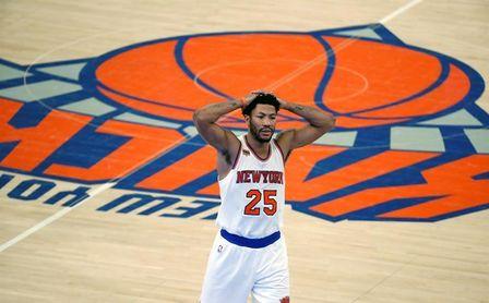 Knicks acuerda con Pistons el traspaso del veterano base Derrick Rose.