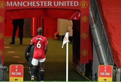 Paul Pogba no jugará contra la Real Sociedad por lesión