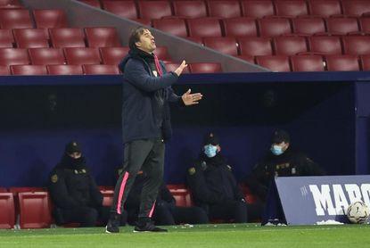 El Sevilla ya mira a la Copa pendiente de Ocampos